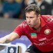 Самсонов выходит из гонки: белорус проиграл немцу в ¼ финала турнира по настольному теннису II Европейских игр