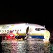 Пассажирский Boeing 737 рухнул в реку во Флориде