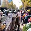 В Чили студенты протестуют против отмены удаленного обучения