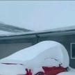 Неожиданная зима в Калгари: 170 ДТП, столкнулись сразу 16 авто