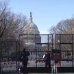В США усилили меры безопасности перед инаугурацией Байдена