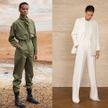 Ретро, милитари, минимализм: как создать модные образы в этих стилях?