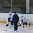 Хоккеисты минского «Динамо» готовятся к новому сезону в КХЛ