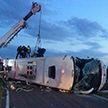 Авария с участием пассажирского автобуса произошла в Мексике, есть жертвы