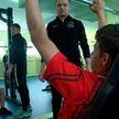 Даже не выходя из школы: в Боровлянах учеников с младших классов приучают к занятиям спортом