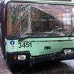 Троллейбус врезался в автобус в Минске: пострадали 8 пассажиров