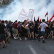 Париж, Бангкок, Афины: акции протеста проходят по всему миру