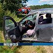 В Островецком районе  опрокинулась Dacia, погибла женщина