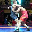 Соревнования в греко-римском стиле начались на чемпионате мира по борьбе в Будапеште