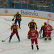 Хоккейная команда Президента Беларуси одержала победу над соперниками из Брестской области