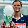 Российский теннисист Даниил Медведев выиграл теннисный турнир Цинциннати
