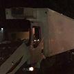 В Пинске мужчина попал под грузовик