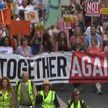 Визит Трампа в Великобританию: американского президента Лондон встретил массовым протестом