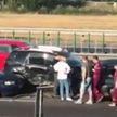 Серьёзное ДТП на Минской кольцевой: столкнулись сразу 4 автомобиля