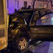 Смертельное ДТП в Минске: водитель внедорожника врезался в троллейбус и погиб
