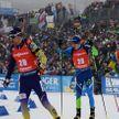 Назван состав сборной Беларуси на этап Кубка мира по биатлону в Контиолахти