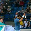 Первая ракетка мира Новак Джокович выиграл выставочный турнир в Абу-Даби