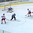 Хоккейная команда Президента Беларуси побеждает в Витебске