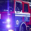 В Петрикове сгорел подвал новостройки