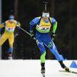 Максим Воробей завоевал серебро в спринте на этапе Кубка IBU в «Раубичах»