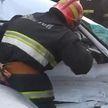 ДТП в Гомеле: Lada выехала на встречку и боком врезалась в Toyota