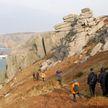 Туристка упала со скалы в первый день отдыха и погибла