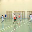 Команда «Беларусбанка» сыграла в футбол с дирекцией Вторых Европейских игр