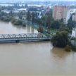 На юго-западе Польши спасают города от наводнения