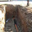 ЧП под Минском: мужчин засыпало землёй при прокладке канализации