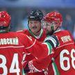 Александр Лукашенко: Хоккей – лучшее антивирусное лекарство!