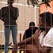 Тюремные сроки грозят участникам мирного протеста против миграционной политики властей Литвы