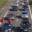 За единую Беларусь: как проходят автопробеги за мир и стабильность