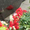 В мемориальном комплексе «Тростенец» почтили память жертв лагеря смерти