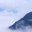 Море из облаков увидели жители Китая