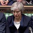 Британский парламент отверг соглашение по Brexit