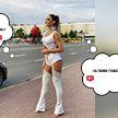 «Сколько за ночь?»: наряд Бузовой на «Славянском Базаре» раскритиковали фанаты