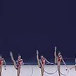 Сборная Беларуси по художественной гимнастике завоевала медали на втором этапе Кубка мира
