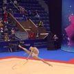 Белоруски завоевали шесть медалей на чемпионате Европы по художественной гимнастике в Болгарии