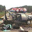 ДТП произошло под Минском: два человека погибли