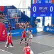 Первая победа белорусских спортсменов на II Европейских играх: женская команда по баскетболу 3х3 обыграла гостей из Италии