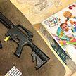 Подарок за $10: во Флориде родители купили ребёнку ходунки, а получили автоматическую винтовку