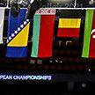 Юные белорусские каратисты завоевали две награды в первый день чемпионата Европы в Финляндии