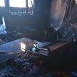 Три человека погибли при пожаре в квартире в Гомеле