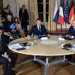 Лидеры «нормандской четверки» приняли коммюнике по итогам переговоров в Париже