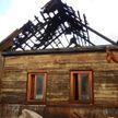 Женщина получила ожоги из-за возгорания печки