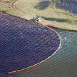 На севере Сахалина произошел разлив нефтепродуктов
