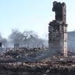Беда не приходит одна. Сначала сгорела почти вся деревня, а теперь в Нарчи пришли мародеры