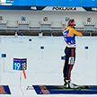 Немецкая биатлонистка Дениз Херрманн победила в индивидуальной гонке на этапе Кубка мира в Словении