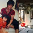 Няня спасла детей при пожаре ценой своей жизни