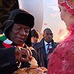 В Беларусь прибыл с визитом президент Зимбабве